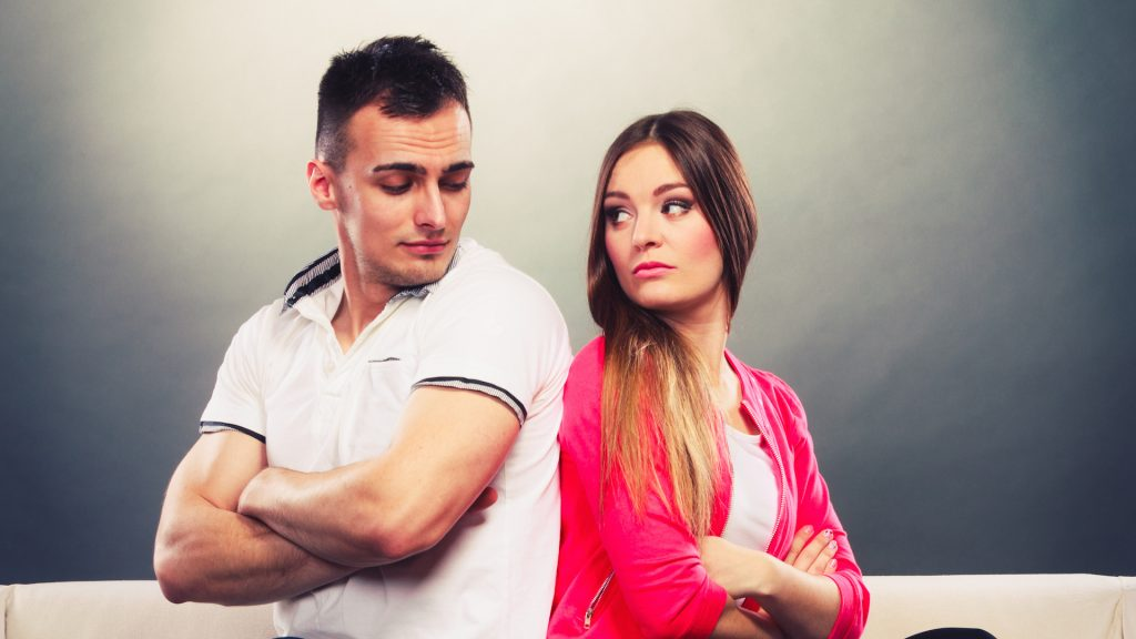 Signs You've Lost Interest in Your Better-half